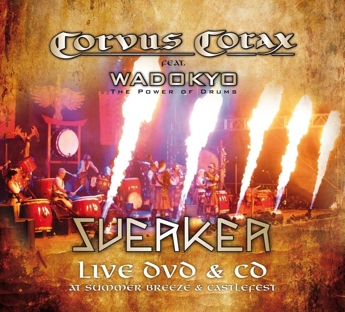 DVD Review: Corvus Corax - Sverker Live