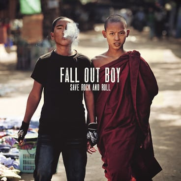 CD Review: Fall Out Boy - Save Rock And Roll