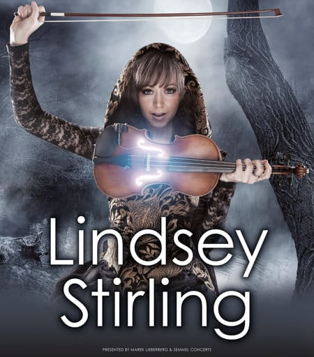 Lindsey Stirling - Tour 2013