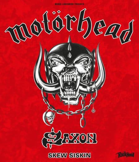 Motörhead - Tour 2013