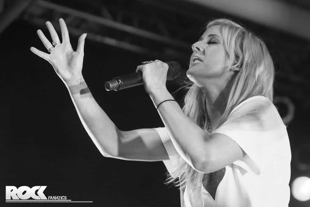 Ellie Goulding 12.05.2013 Essigfabrik Köln