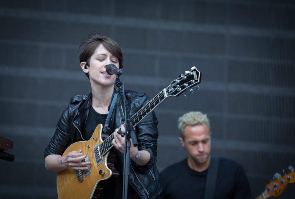 Tegan & Sara - Hurricane Festival 2013