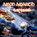 Amon Amarth plus Special Guest Carcass auf Deceiver Of The Gods Tour