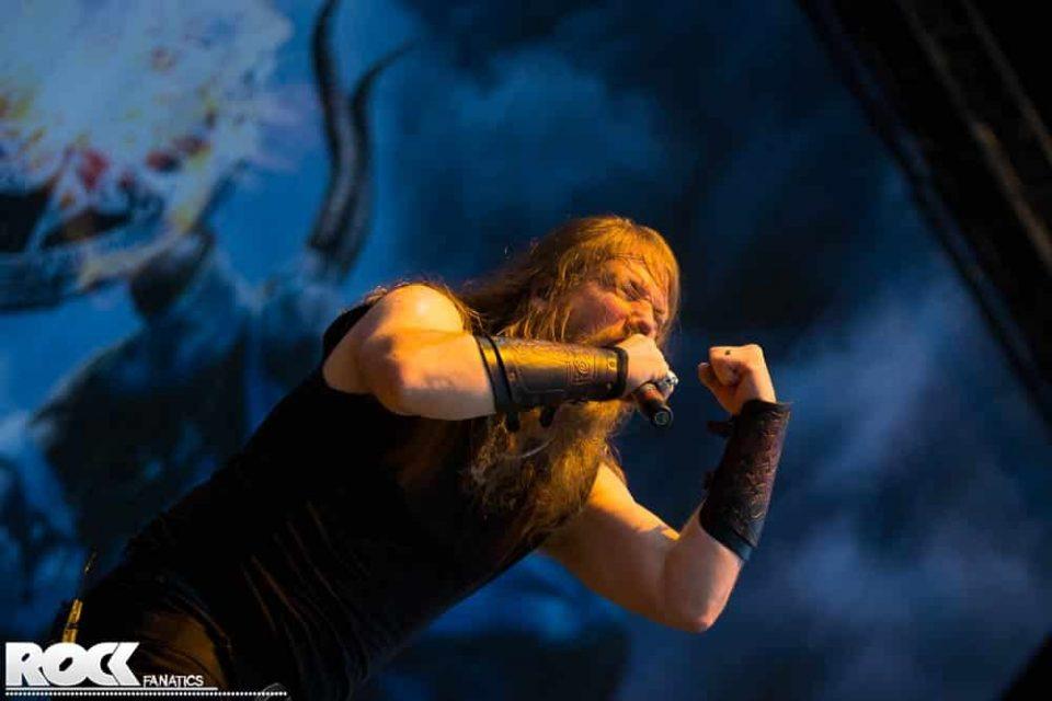 Nova Rock 2013 - 15.06.2013 - Amon Amarth