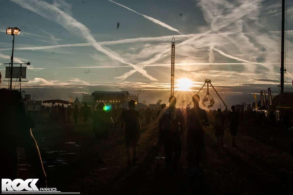Nova Rock 2013 - 14.06.2013 - Ein Blick ins Publikum