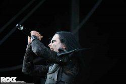 Cradle Of Filth auf dem Nova Rock 2013 (Credit: Steffie Wunderl)