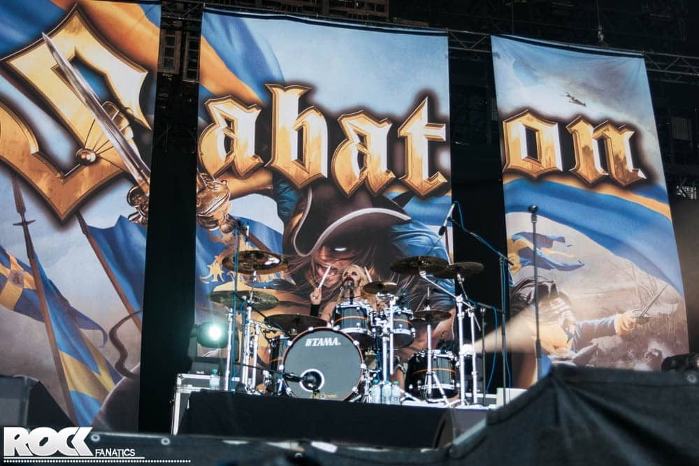 Nova Rock Festival 2013 - 14.06. - Sabaton