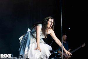 Within Temptation live auf dem Nova Rock 2013