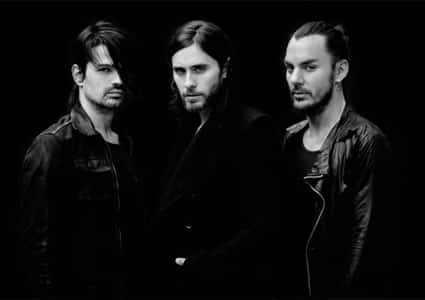 THIRTY SECONDS TO MARS - Love Lust Faith + Dreams World Tour