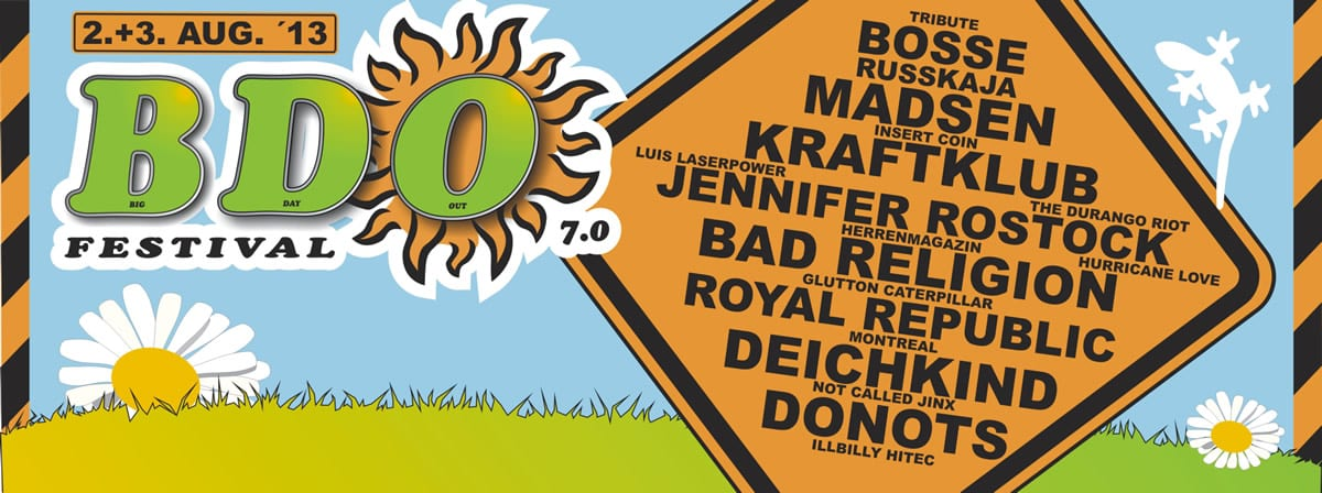 Big Day Out Festival 7.0