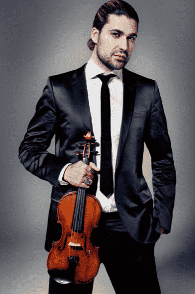David Garrett - Klassik Tournee 2014
