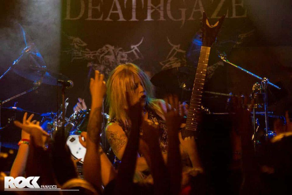 Deathgaze - 09.07.2013 - Werkstatt, Köln