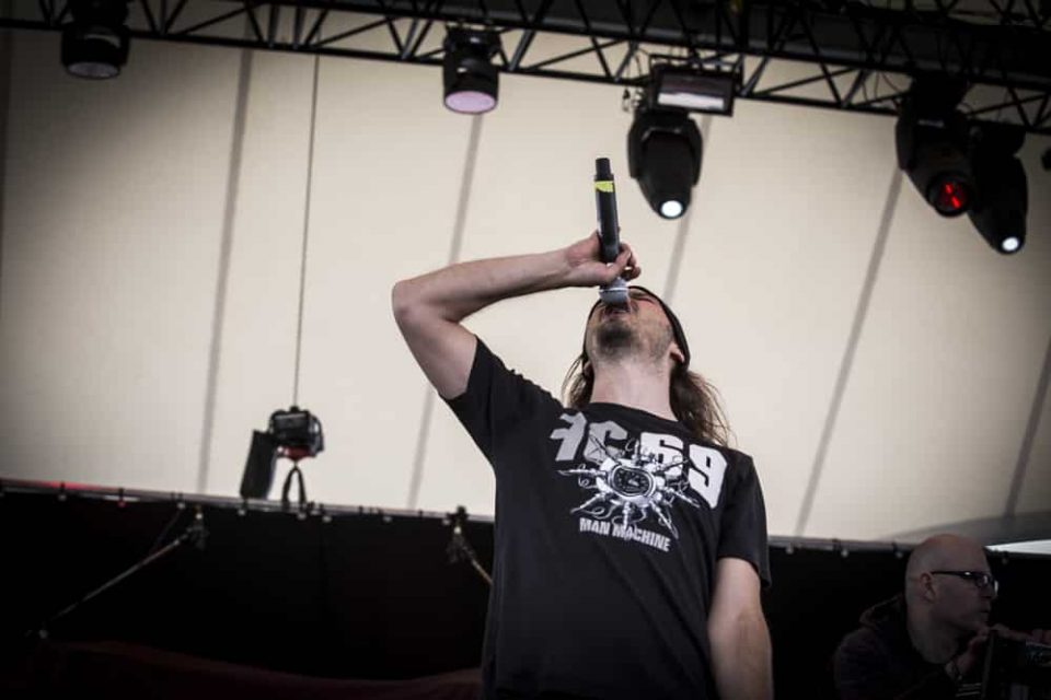 Full Contact 69 - Blackfield Festival 2013