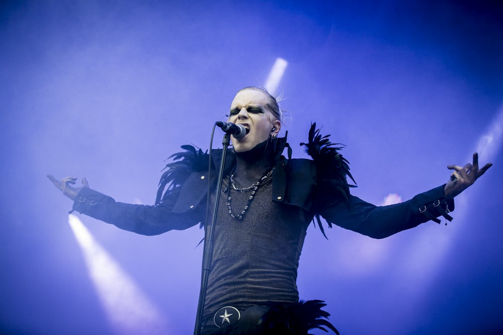 Fotos: Lord of the Lost - CastleRock Festival 2013