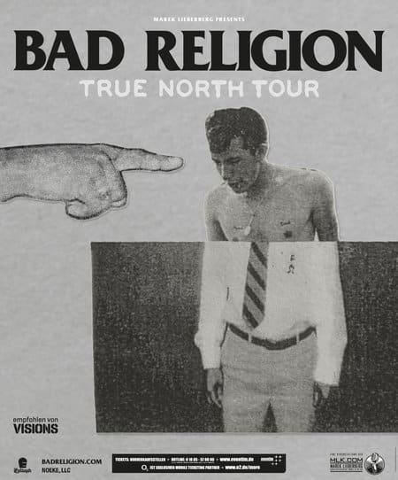 Bad Religion - True North Tour Zusatztermine