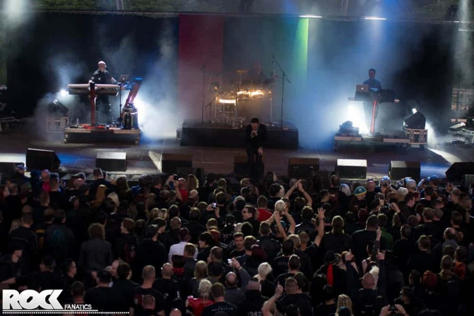 Blackfield Festival 2013 - And One