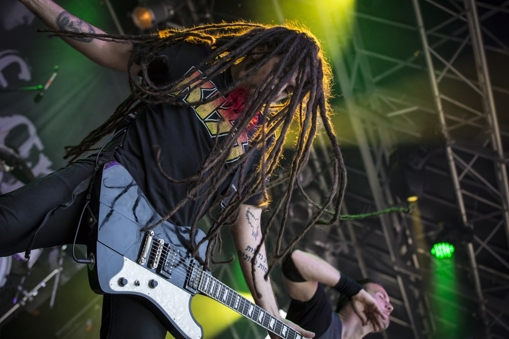 Fotos: End of green - Castle Rock Festival 2013