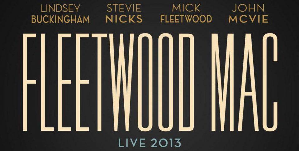 Fleetwood Mac - Tournee 2013