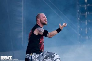 Five Finger Death Punch live auf dem Nova Rock 2013