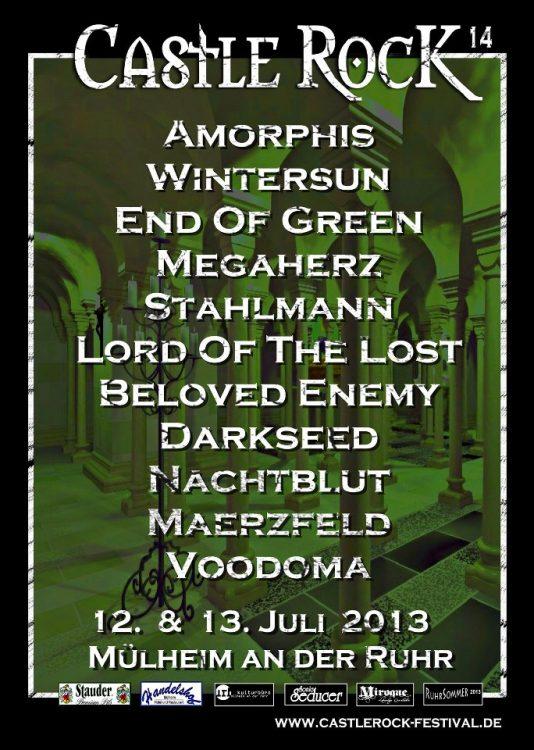 Castle Rock Festival 2013