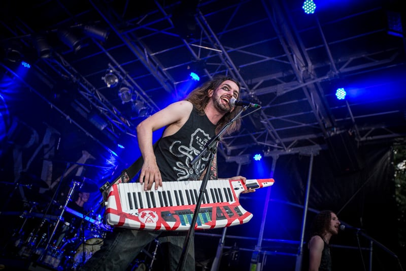 Fotos: Alestorm - Burgfolk Festival 2013