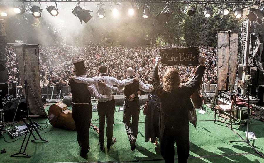 Fotos: Coppelius - Feuertal Festival 2013