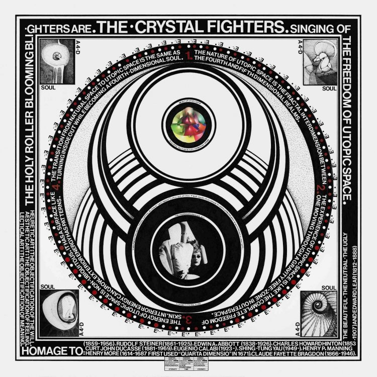 CD Review: Crystal Fighters - Cave Rave