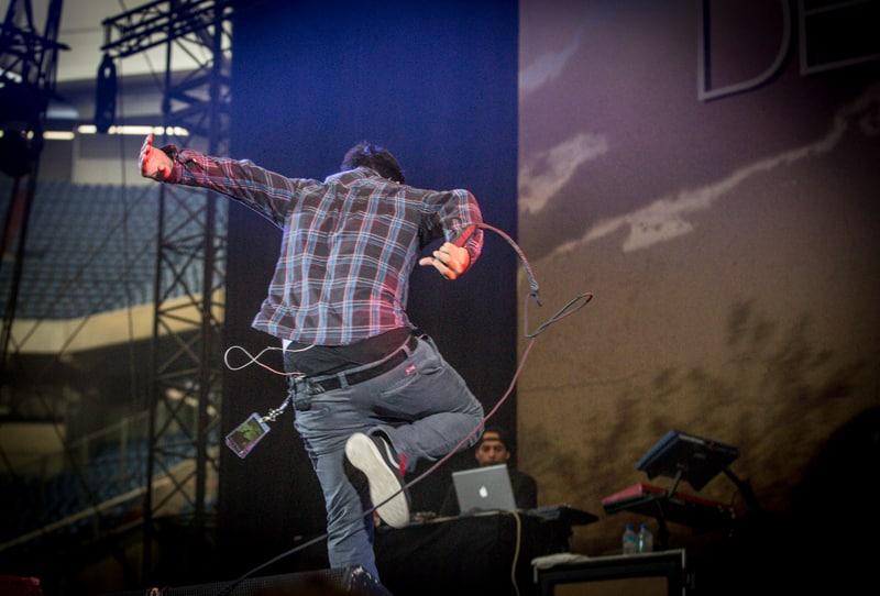 Fotos: Deftones - Rock im Pott