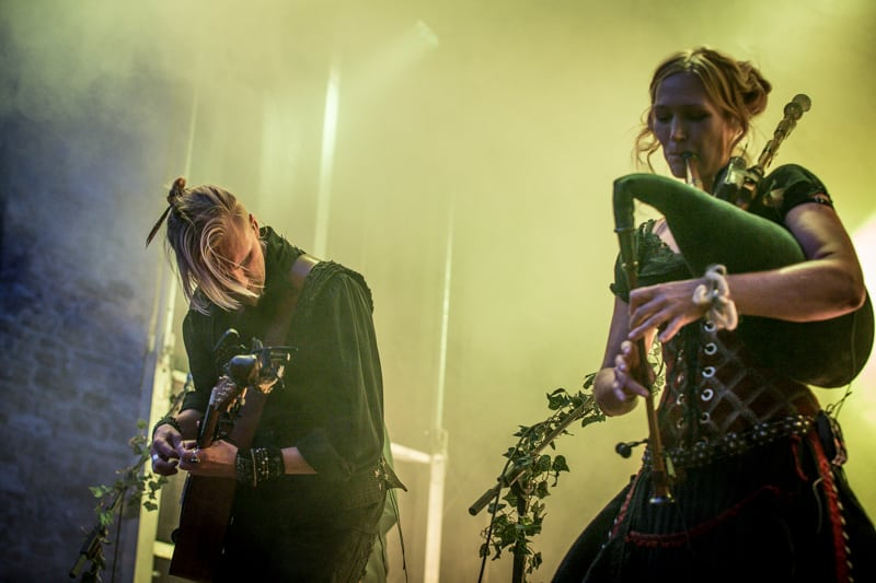 FAUN - Burgfolk Festival 2013 (Photo Credit: Jens Arndt)
