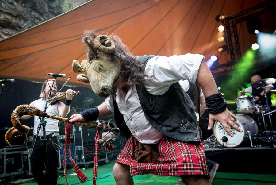 Fotos: Fiddlers Green - Feuertal Festival 2013