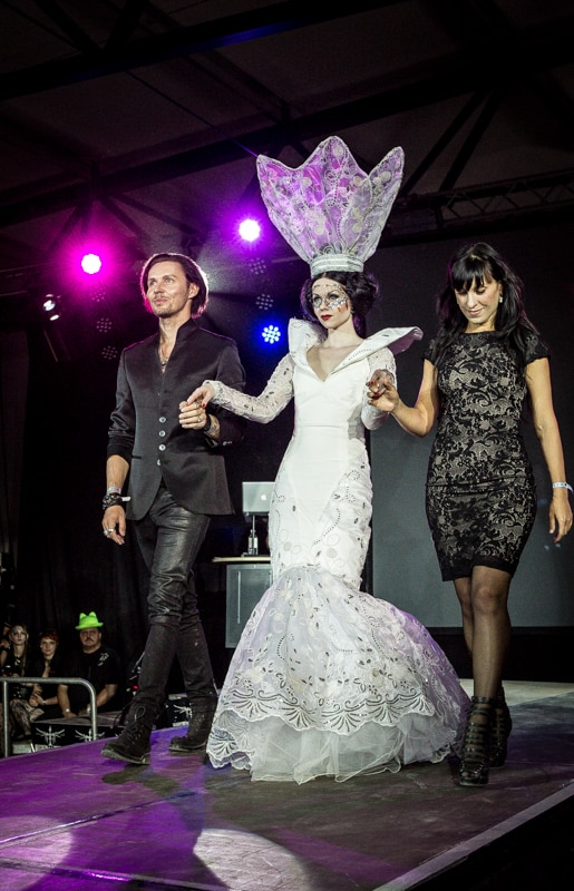Fotos: Gothic Fashion Show - Modenshow - Mera Luna Festival 2013 - Hildesheim
