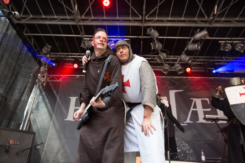 Fotos: Heimataerde - Burgfolk Festival 2013