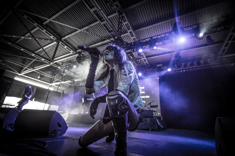 Fotos: Kirlian Camera - Mera Luna Festival 2013 - Hildesheim