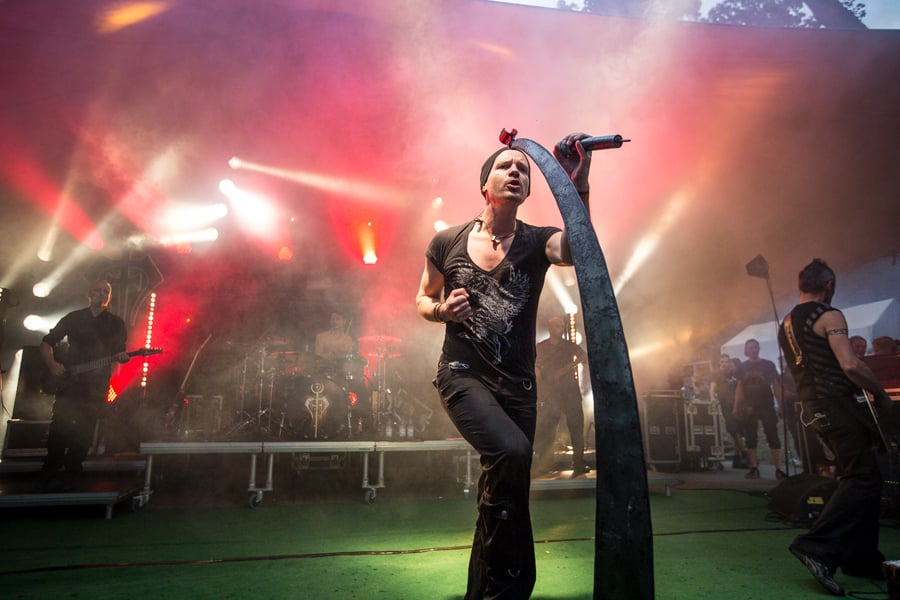 Fotos: Letzte Instanz - Feuertal Festival 2013
