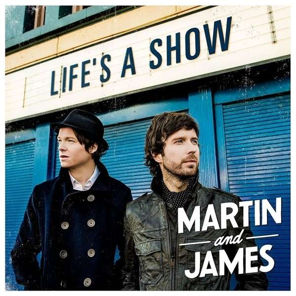 CD Review: Martin and James - Life's A Show
