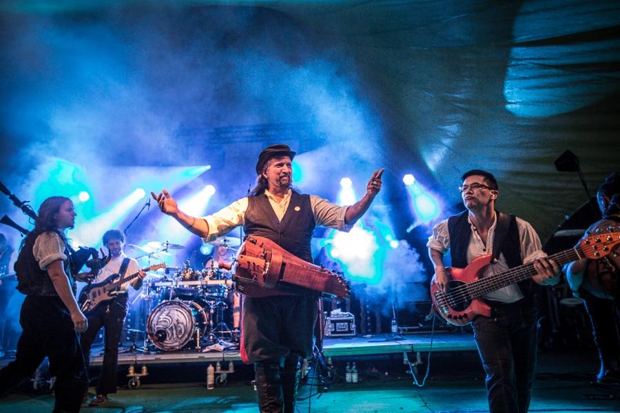 Fotos: Saltatio Mortis - Feuertal Festival 2013