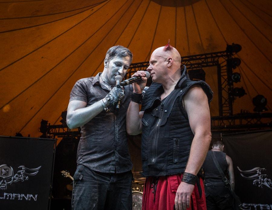 Fotos: Stahlmann - Feuertal Festival 2013