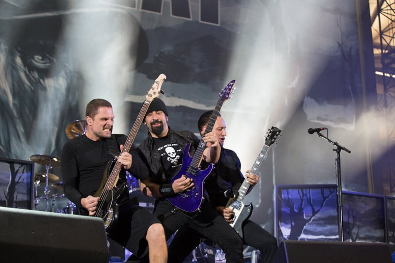 Fotos: Volbeat - Rock im Pott