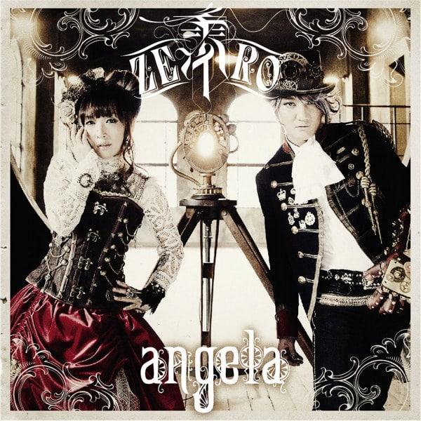 CD Review: angela - ZERO