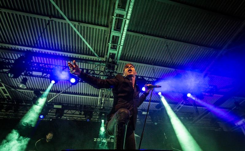 Fotos: Zeromancer - Mera Luna Festival 2013 - Hildesheim