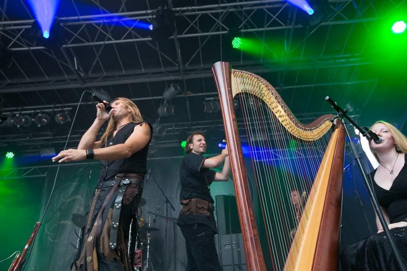 Fotos: Zwielicht - Burgfolk Festival 2013