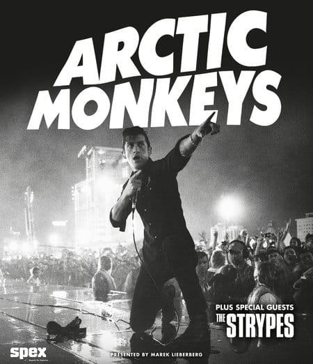 Arctic Monkeys - Tournee im November