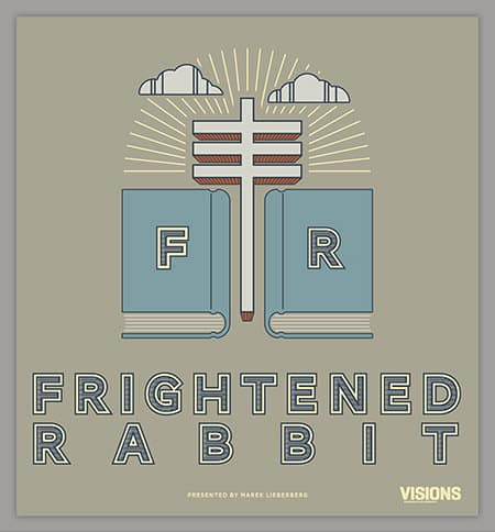 Frightened Rabbit - Tournee 2013