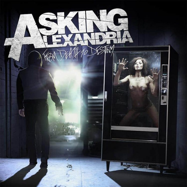 CD Review: Asking Alexandria - From Death To Destiny