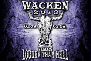 Wacken 2013 - Impressionen