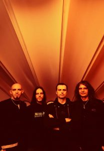 Blind Guardian Fotosession