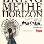 Bring me the Horizon – Tournee 2013