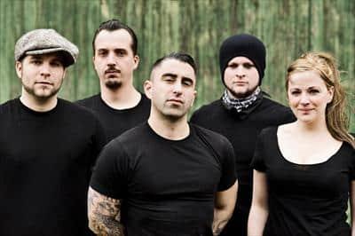 Broilers Noir Live - Tournee 2014