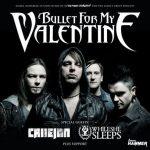 Bullet For My Valentine - Konzert in Köln verschoben!
