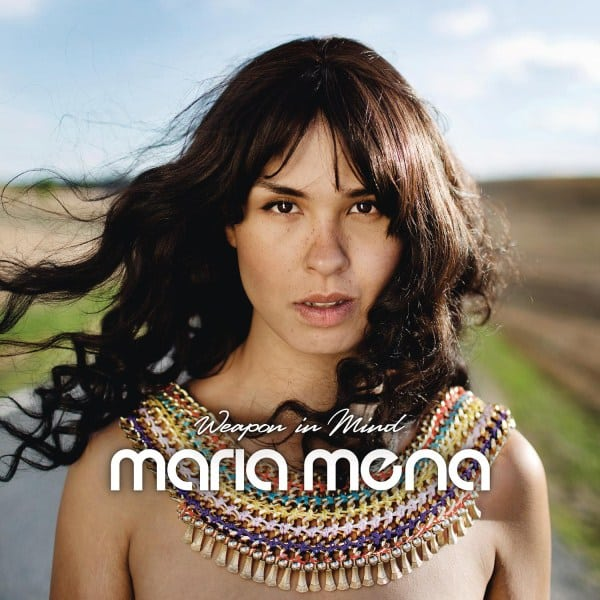 CD Review: Maria Mena - Weapons In Mind